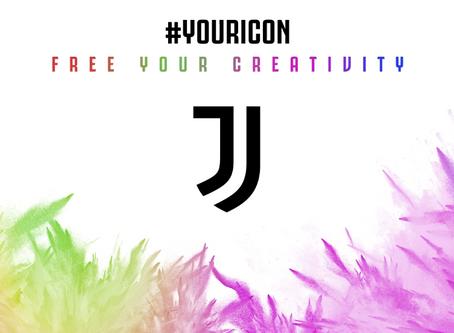 Juventus Turyn rusza z akcją #youricon