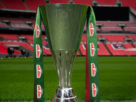 Papa John's zostaje sponsorem tytularnym EFL Trophy