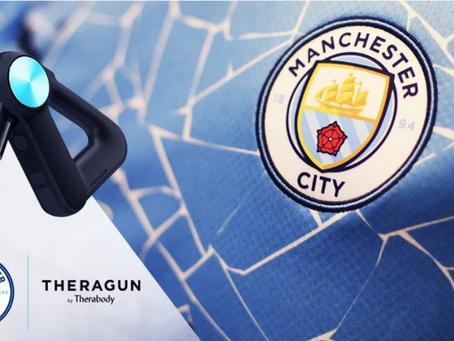 Therabody nowym partnerem Manchesteru City