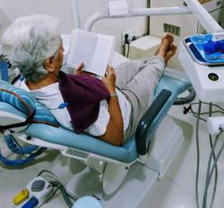Patient at iSmyle Dental
