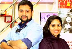 Dr. Saif  & Dr. Sanah Sayed
