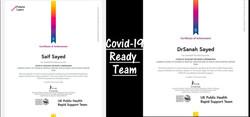 COVID19 Certificates