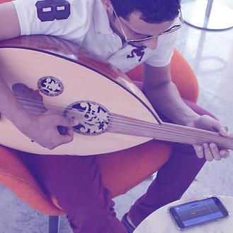 Learn Oud with Ranam