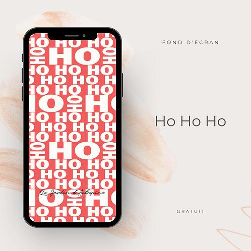 Fond d'écran téléphone - Ho Ho Ho