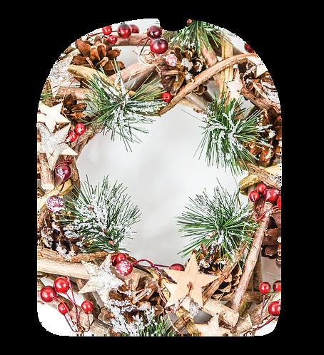 Omnipod POD - Couronne de Noël