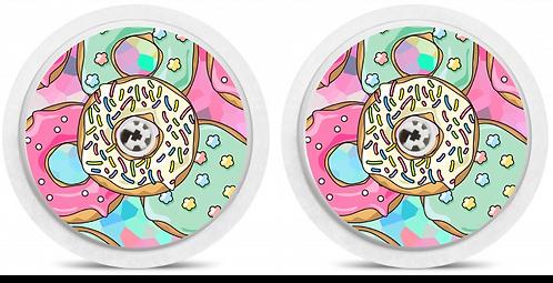 2 Capteurs Freestyle Libre - Donuts