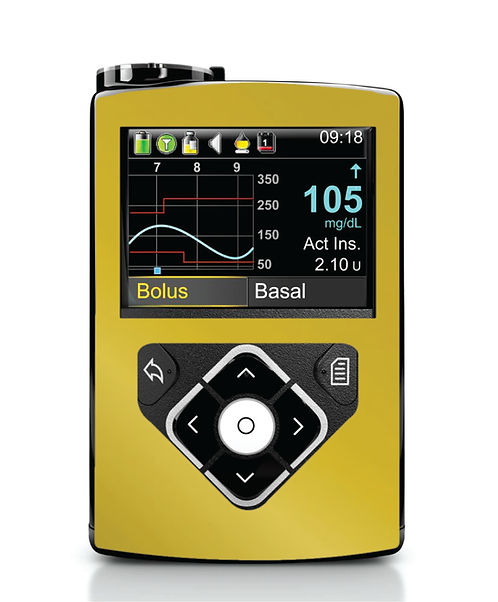 MiniMed 640G / 780G - Gold