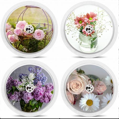 4 Capteurs Freestyle Libre - Bouquets