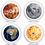 Thumbnail: 4 Capteurs Freestyle Libre - Planètes