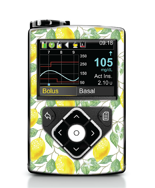 MiniMed 640G / 780G - Citrus