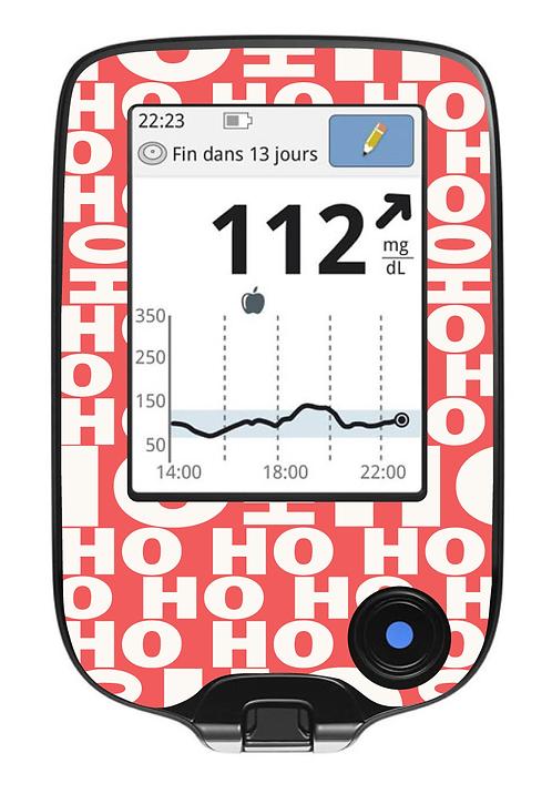 Freestyle Libre - Ho Ho Ho
