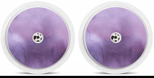 2 Capteurs Freestyle Libre - Purple