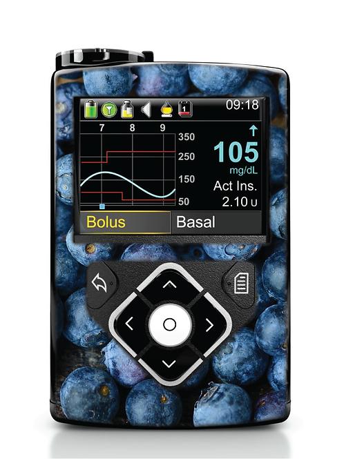 MiniMed 640G - Myrtilles