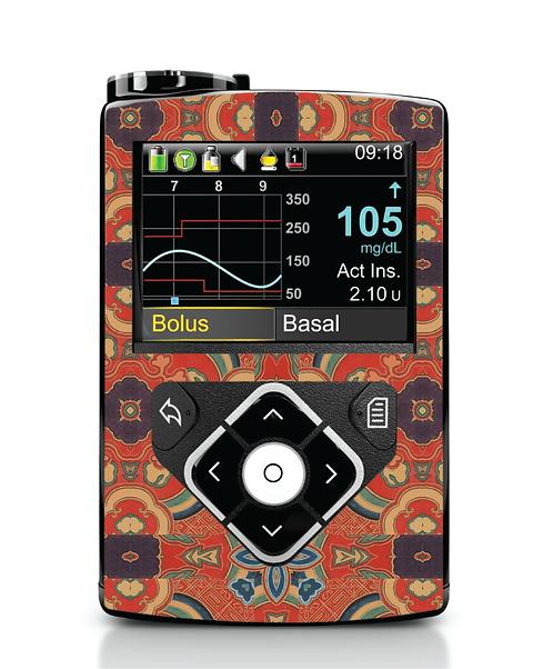 MiniMed 640G / 780G - Riad