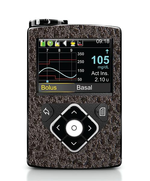 MiniMed 640G / 780G - Cuir