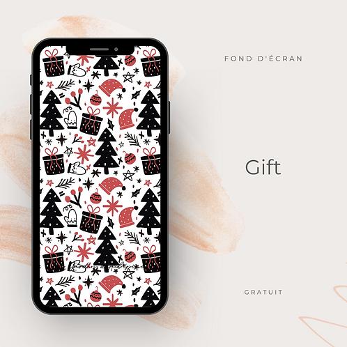 Fond d'écran téléphone - Gift