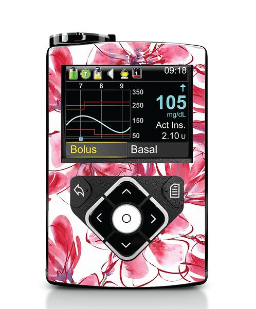 MiniMed 640G / 780G - Aquarelle