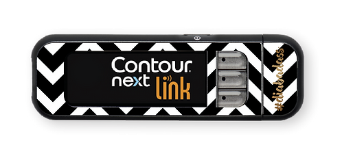 Contour Next Link - Diabadass