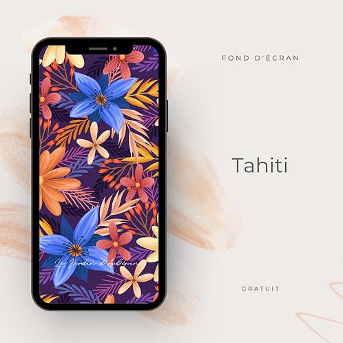Fond d'écran téléphone - Tahiti