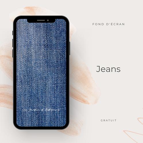 Fond d'écran téléphone - Jeans