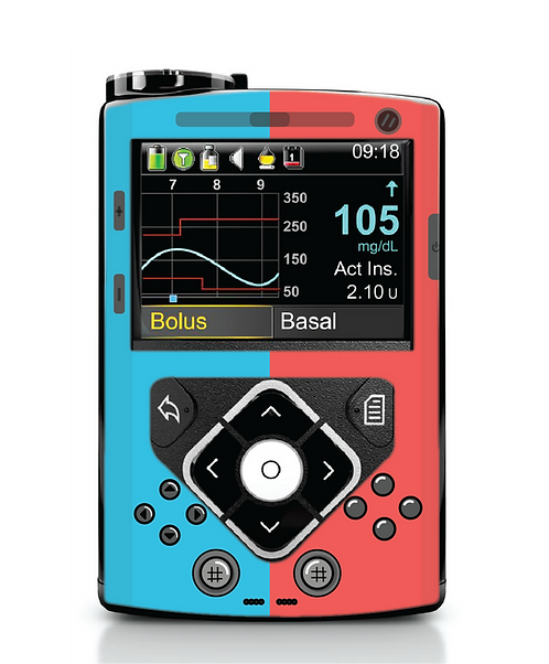 MiniMed 640G / 780G - Play