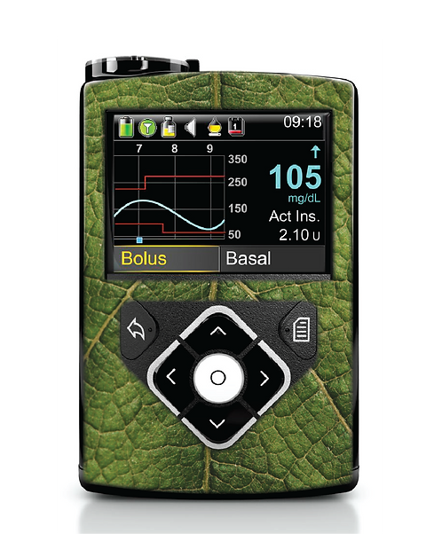MiniMed 640G / 780G - Green