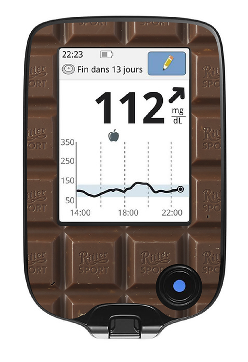 Freestyle Libre - Chocolat