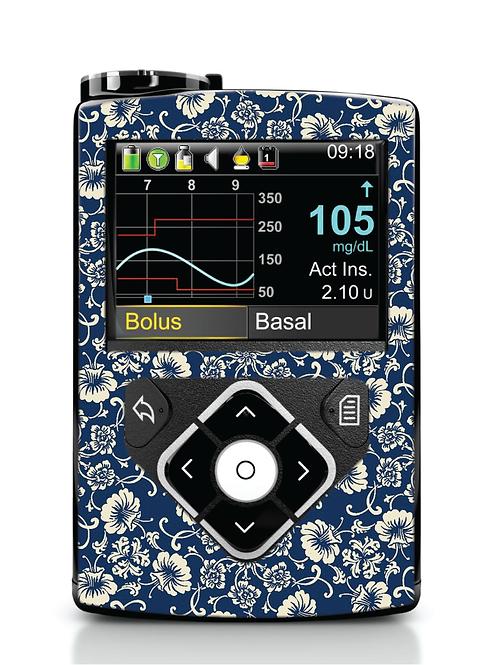 MiniMed 640G - Bleuets