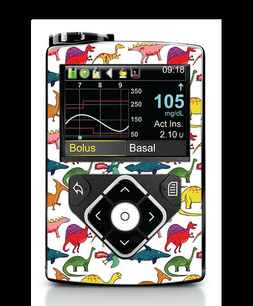 MiniMed 640G - Dinosaures