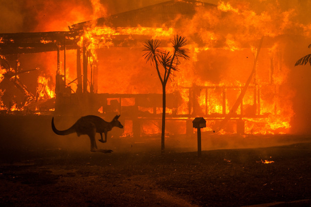 Hottest Decade Brings Disaster to Australia