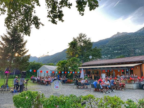 Restaurant Camping Riarena