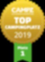 Top Campingplatz 2019