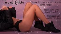 Twerk Ethic FB Event photo
