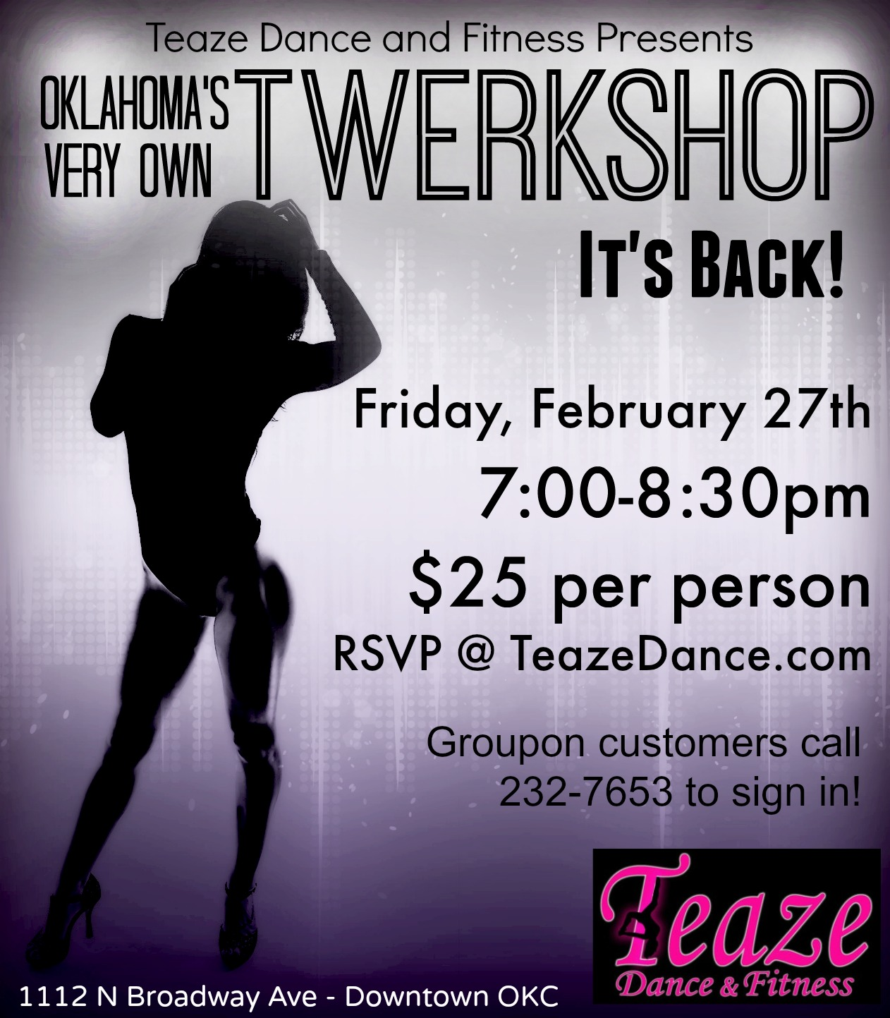 Twerkshop 2015 Mock