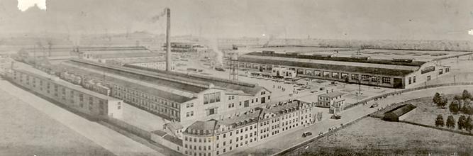 Fabryka Zieleniewskiego w Krakowie