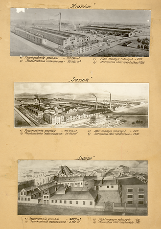 Zjednoczone Fabryki Maszyn Kotłów i Wagonów L. Zieleniewski, Fitzner Gamper w Krakowie