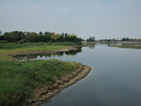 七河局智慧水管理,整體規劃水情及河防安全監控