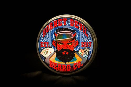 Horney Devil Premium Beard Balm 2oz -Royal Flush