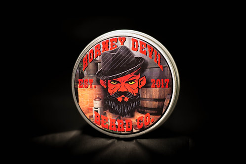 Horney Devil Premium Beard Balm 2oz - Prohibition