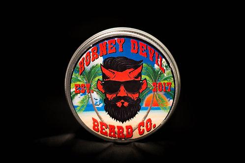 Horney Devil Premium Beard Balm 2oz -Coconut