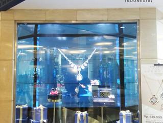 Adelle Jewellery Window Display