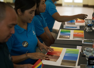 Bali Zoo - PT. Pelangi Emas Indonesia Basic VM & In-store Training