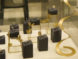 LINO & SONS Jewelry Display Riser