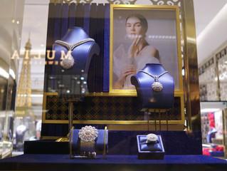 Adelle Jewelry VM display Development