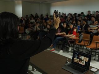 Public Lecture, Univ. Kristen Maranatha Bandung