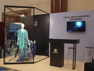 Jakarta Fashion Week 2020 - Fashionlink Market, VM & Music consultation booth