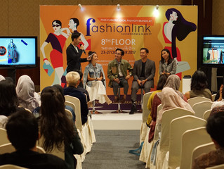 Visual Merchandising Talkshow - Jakarta Fashion Week 2018