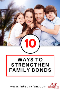 Family Bonding Ideas