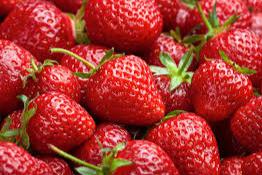 Erdbeerzeit am Bauernmarkt