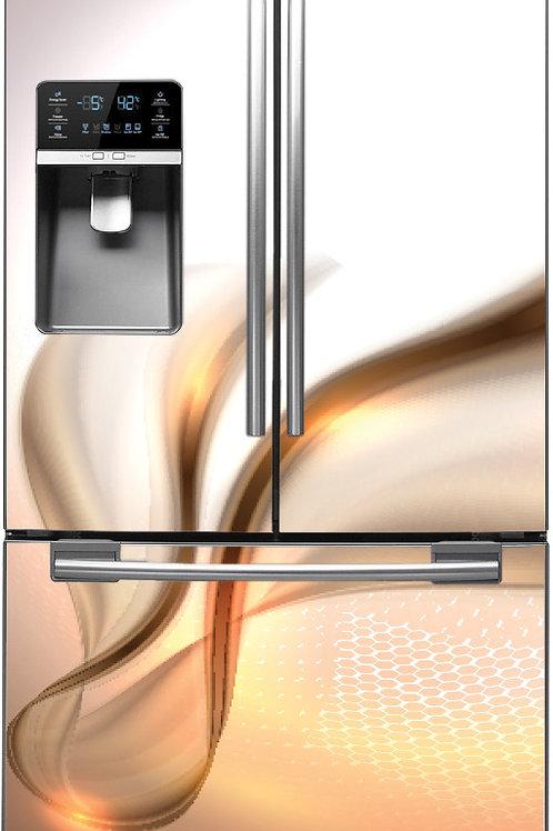 ציפוי למקרר 055